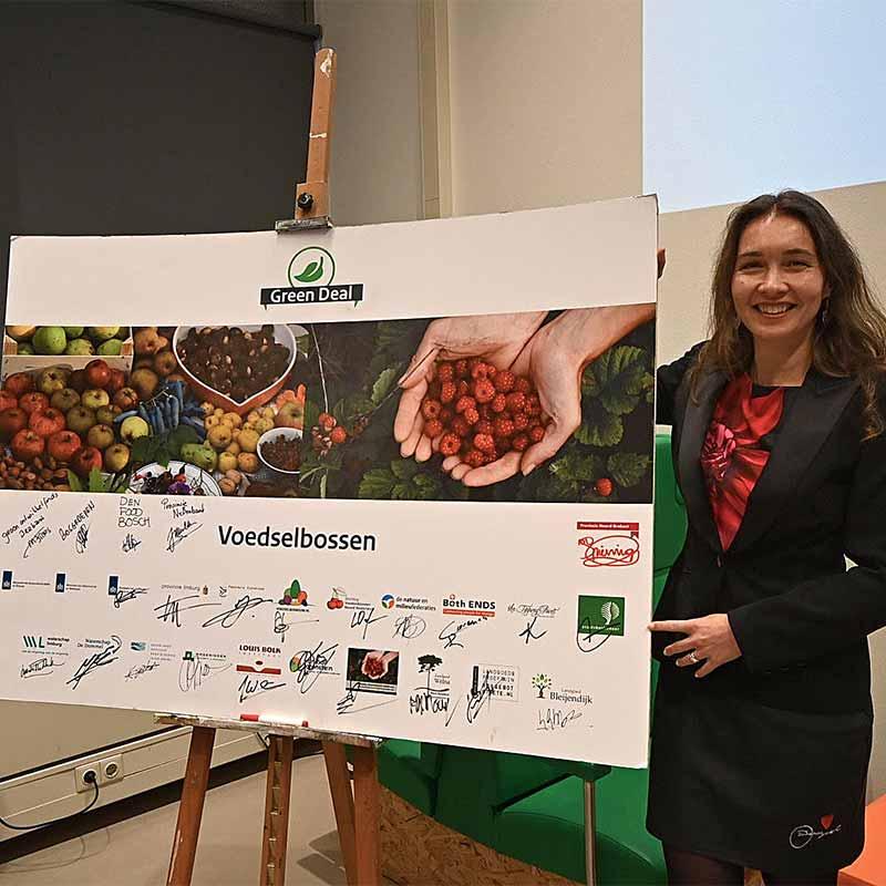 Provincie Noord-Brabant tekent de Green Deal